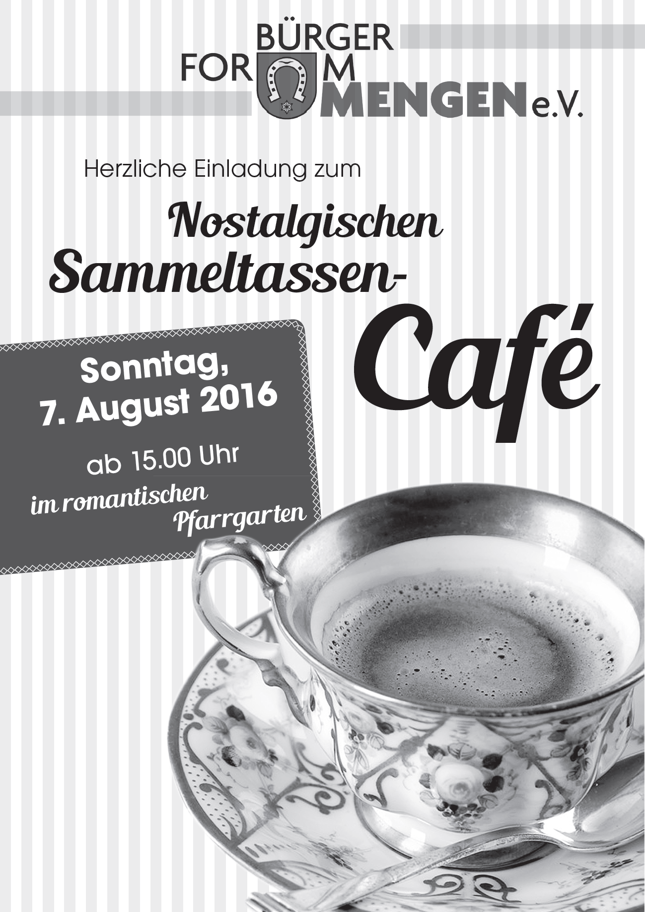 Sammeltassen CafeAug16