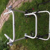 Fahrradheckträger Alu